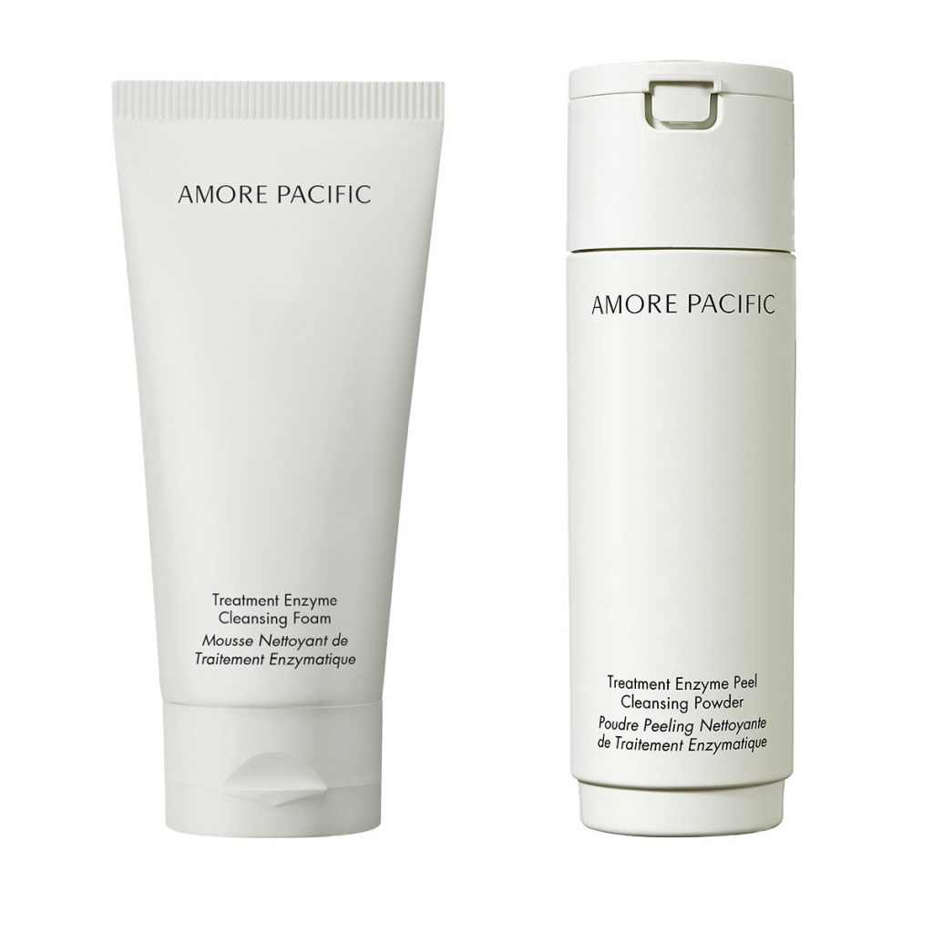 Amore Pacific Enzyme Peel and Lotion