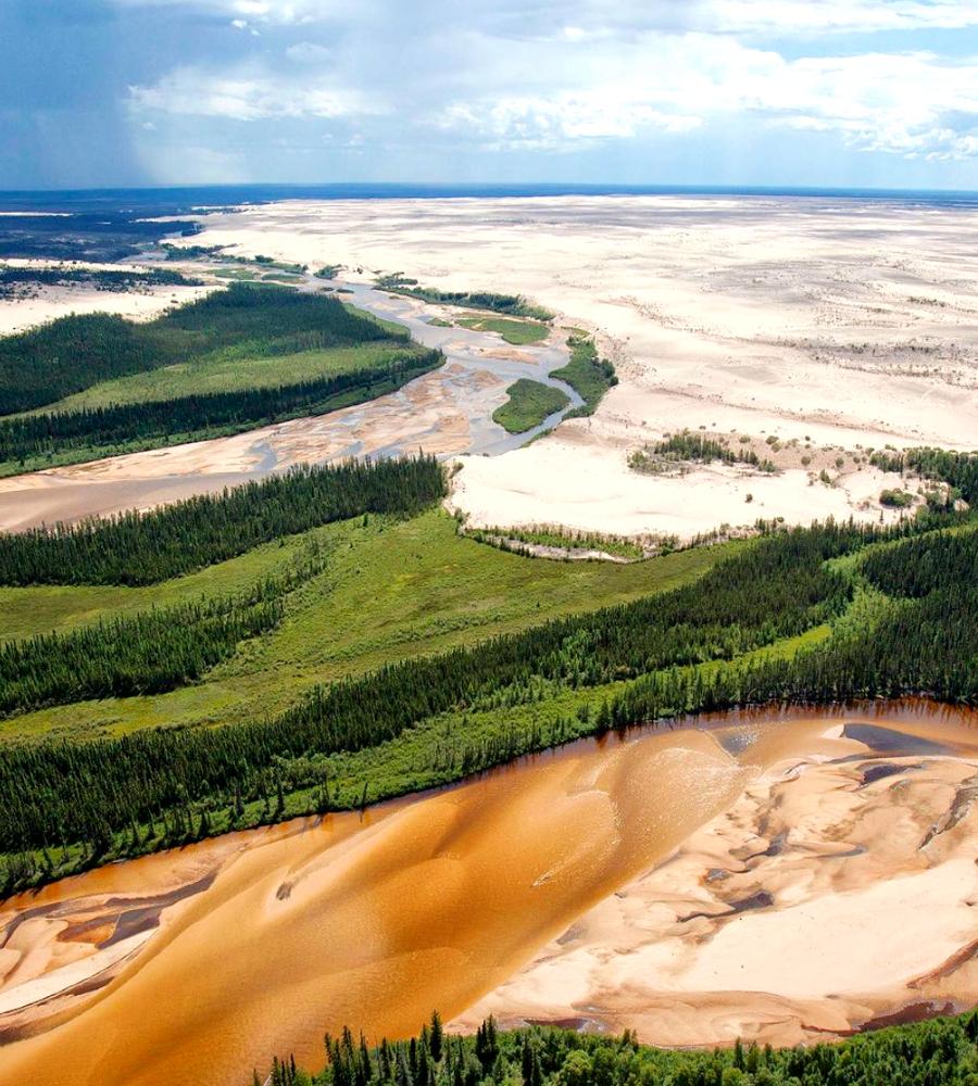 Athabasca Sand Dunes Provincial Park, Saskatchewan