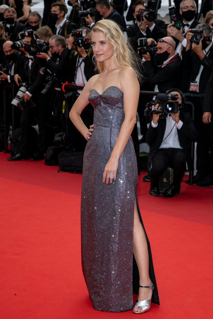 Melanie Laurent in Gucci
