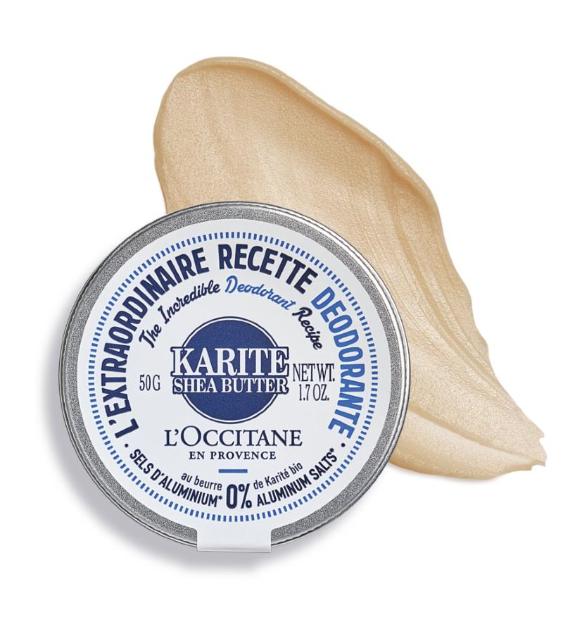 L'Occitane The Incredible Deodorant in Shea Butter