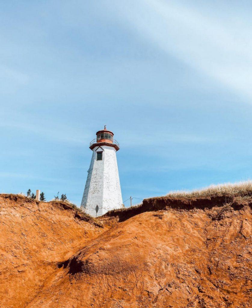 Seacow Head Lighthouse, Prince Edward Island