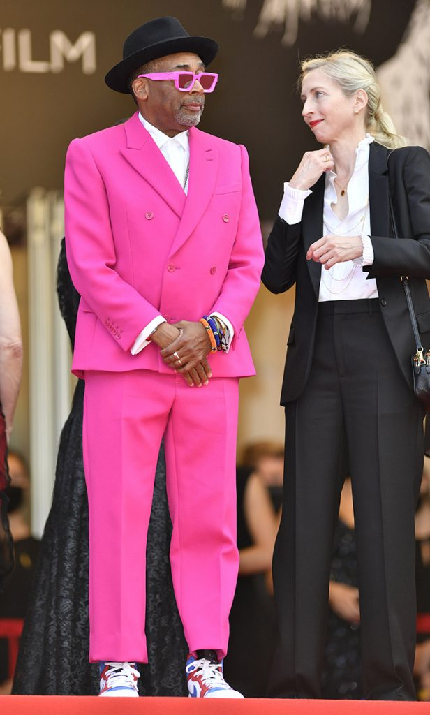 Spike Lee in Cannes
