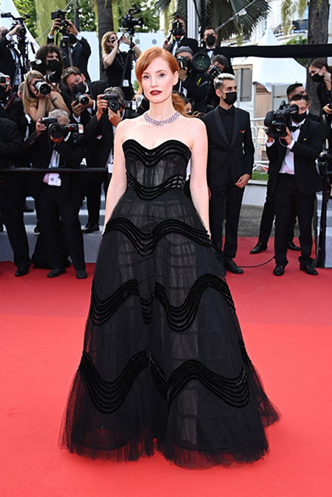 """""""Annette"""" & Opening Ceremony Red Carpet - The 74th Annual Cannes"""