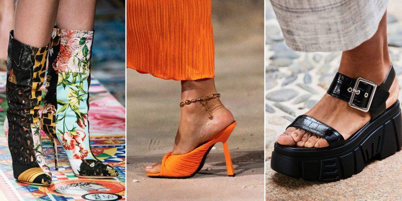 shoe Trends Summer 2021