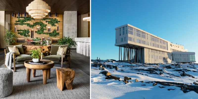 Canada's Sustainable Hotels