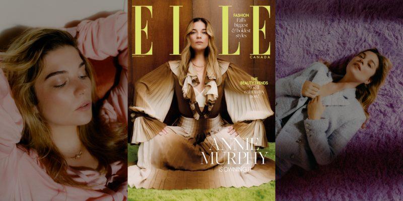 Annie Murphy September Issue