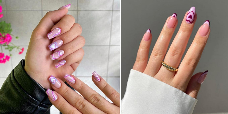 y2k-heart-bubble-nails