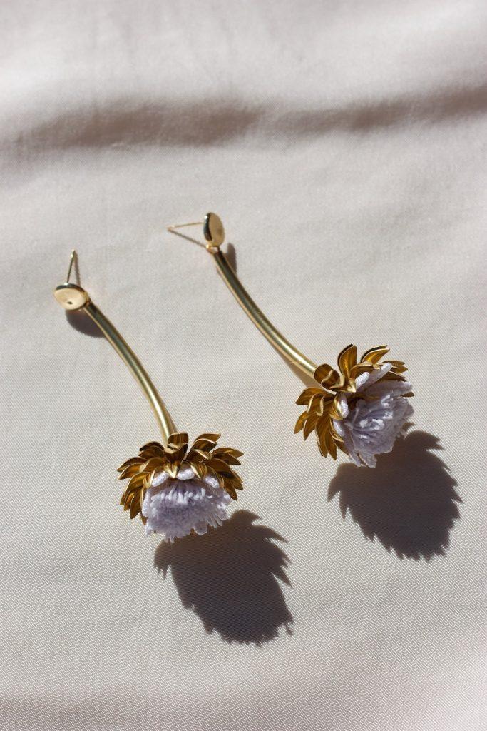 Cynara earrings, This Ilk