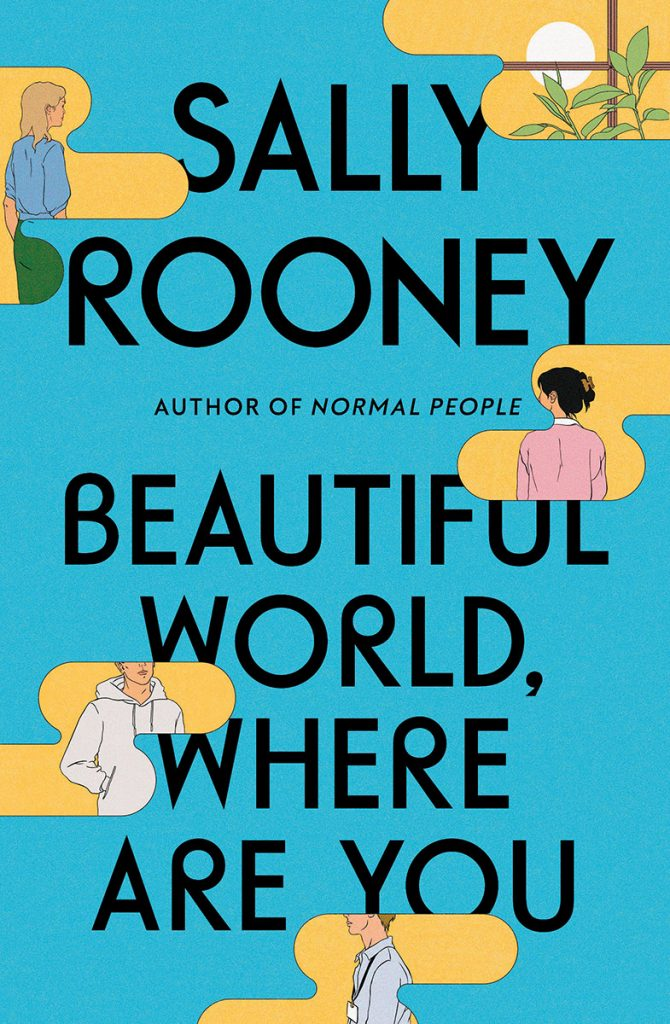 Beautiful World Where Are You-Book