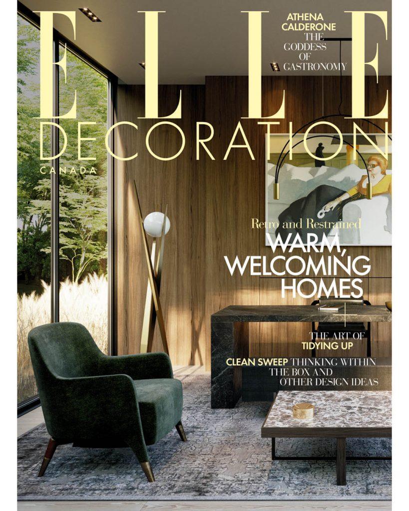 ELLE Decoration Canada – FALL 2021