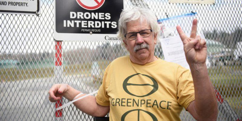 Greenpeace Rex Weyler