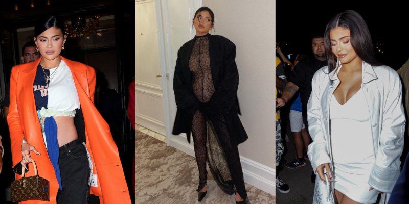 Kylie Jenner Maternity Photos