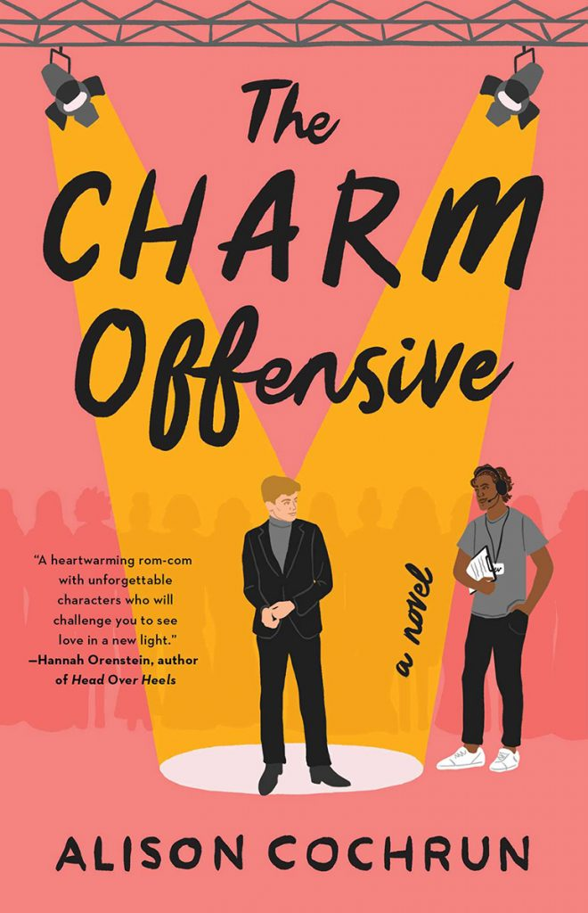 The Charm Offensive-book