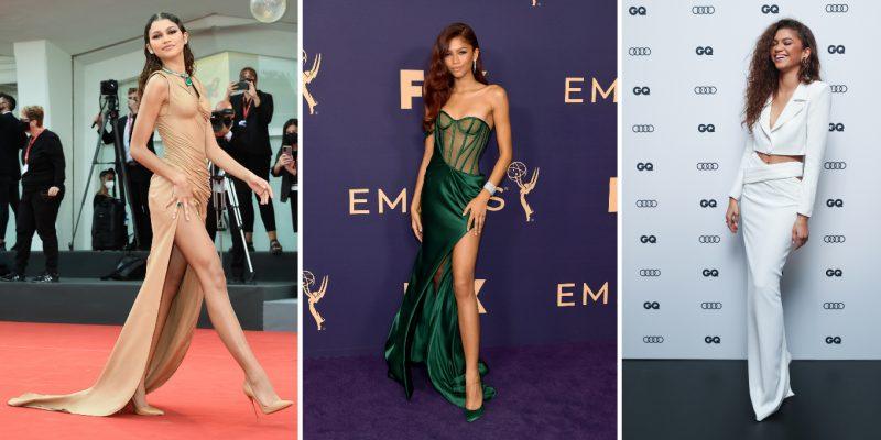 Zendaya's Best Fashion Moments