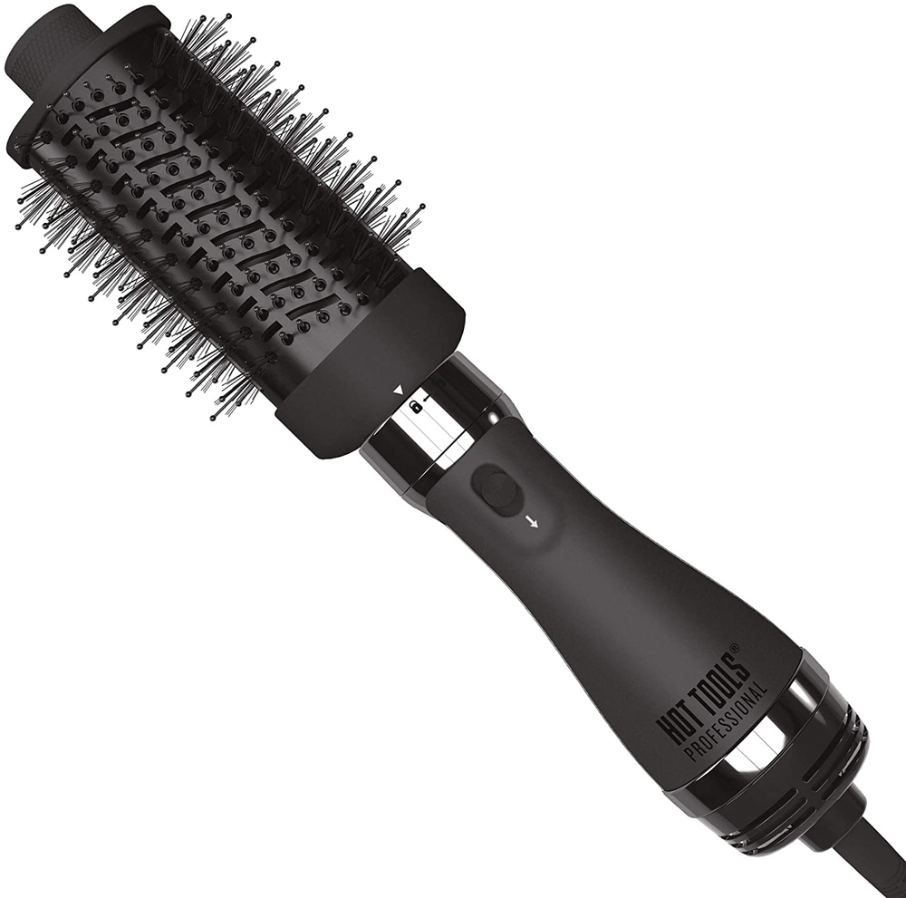 Hot Tools Black Gold-One-Step-Detachable-Blowout